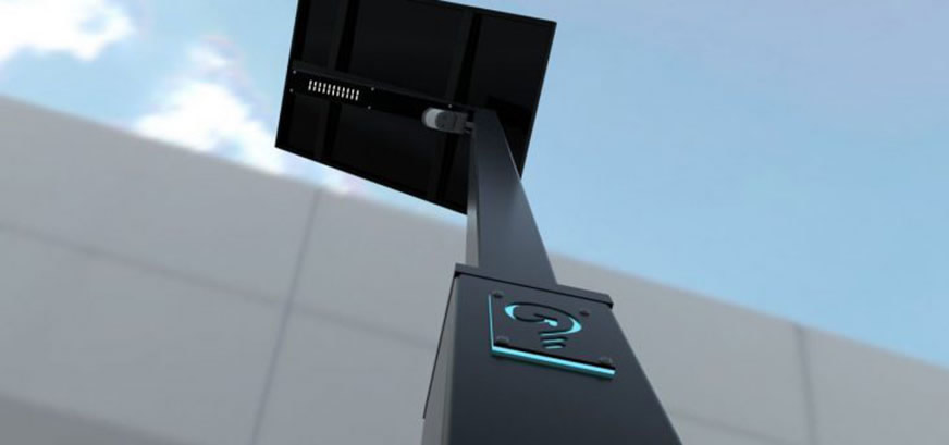 Lightinus Smart Solar Street Light
