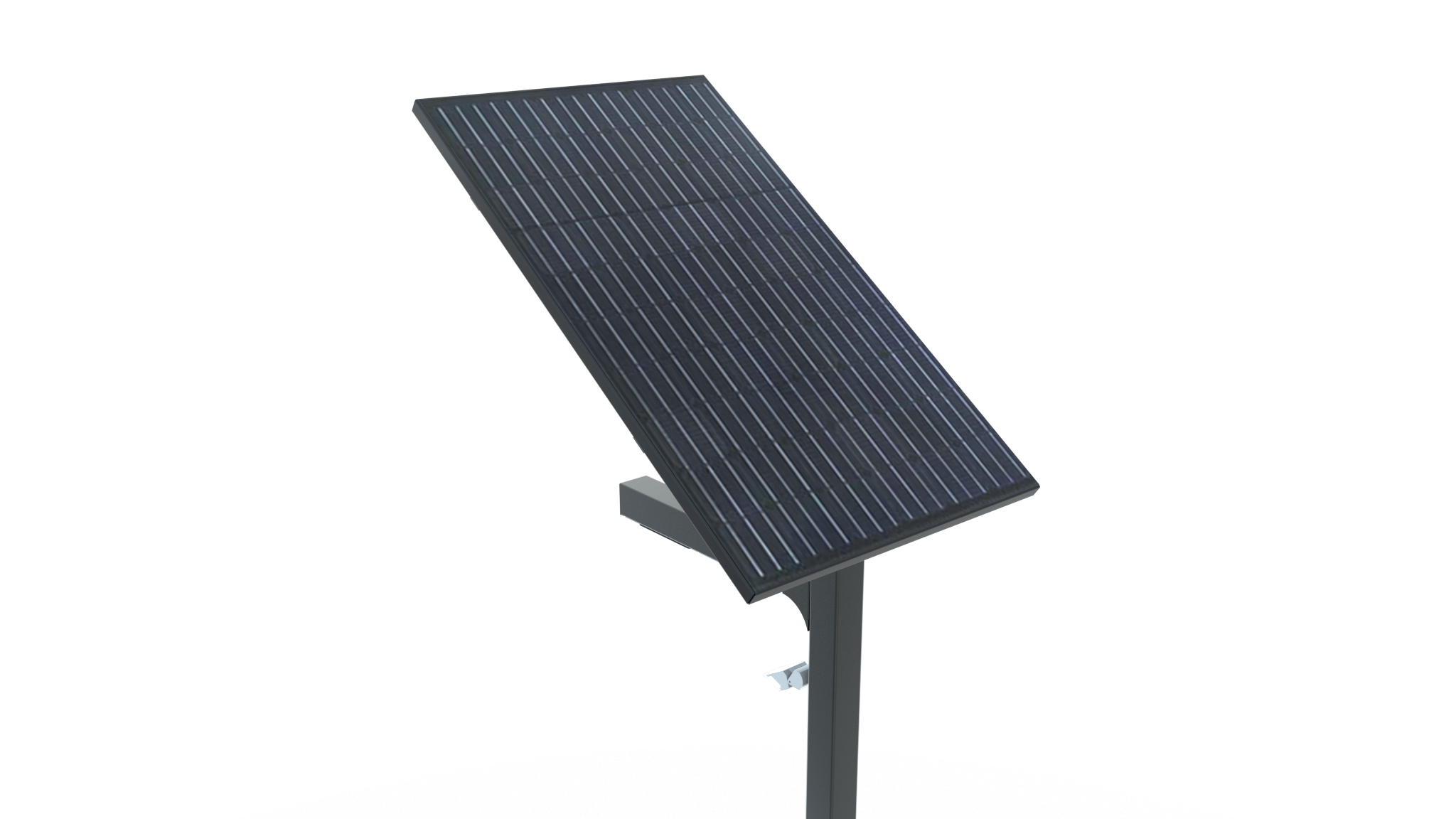 Solar Street Light with motion sensor and remote control