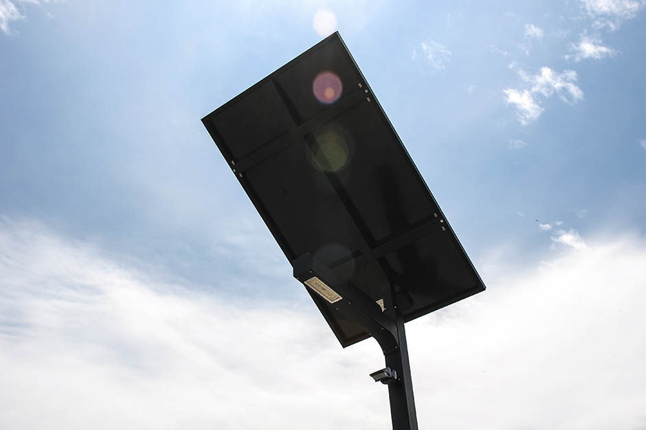 Solar Street Light Lightinus