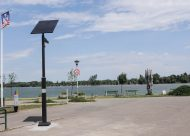 Lightinus Smart Solar Street Light
